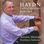 Haydn: Cello Concertos; Pereira: Concertino for Cello