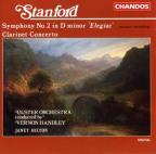 Stanford: Symphony No. 2 in D minor; Clarinet Concerto