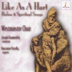 Lika As A Hart-Pslams & Spiritual Songs