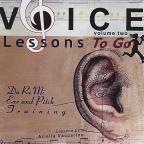 Vol. 2 - Voice Lessons To Go - Do Re Mi Ear/Pitch Trai