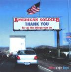 American Soldier Thank You For All The Things You