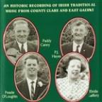 An Historic Recording Of Irish Traditional Music From County Clare & East Galway