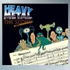Heavy Metal Musical Score