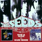 Raw &amp; Alive: The Seeds In Concert At Merlin's Music Box/Rare Seeds