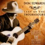Last Of The Troubadours: Saddle Songs Vol. 2
