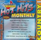 Karaoke: Hot Hits Country 2: February 2009