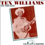 Very Best Of Tex Williams