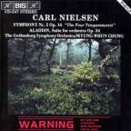 "Carl Nielsen: Symphony No. 2 ""The Four Temperaments""; Aladdin Suite"