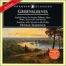 Greensleeves - English Classics / Neville Marriner, et al