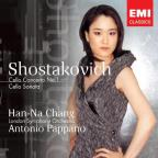 Shostakovich: Cello Concerto No. 1; Cello Sonata