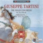 Giuseppe Tartini: The Violin Concertos, Vol. 6 (Ombra diletta)