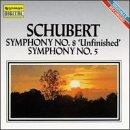 Schubert: Symphonies Nos 5 and 8 / Gerhardt, Royal Promenade