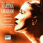 Music for Martha Graham II - Menotti, Hindemith, Schuman