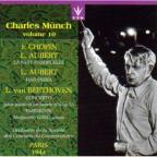 Charles Munch Vol 10 - Chopin, Beethoven /Long, Munch, et al