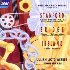 British Cello Music Vol 2 - Stanford, Bridge, Ireland