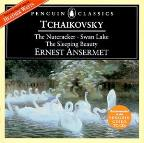 Tchaikovsky: The Nutcracker, Swan Lake, etc / Ansermet
