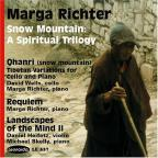 Marga Richter: Snow Mountain - A Spiritual Trilogy