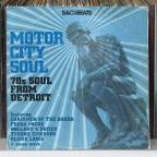 Motor City Soul: '70s Soul from Detroit