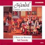 Handel: Concerti Grossi