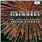 Handel: Music for the Royal Fireworks HWV351; Organ Concerto HWV311,Op7/6