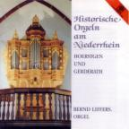 Historic Organs of Lower Rhine Region/Various