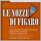 Mozart: Marriage Of Figaro / Barenboim, Et Al