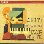 Arensky: The Piano Trios / Beaux Arts Trio