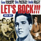 Let's Rock: Gene Vincent, Elvis Presley & Buddy Holly