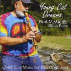 Young Cat Dreams: Quiet Time Music For Kids Of All