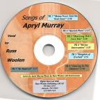 Songs Of Apryl Murray
