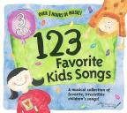 123 Favorite Kids Songs 3