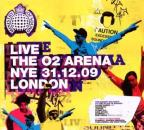 Live. The 02 Arena. NYE 31.12.09. London