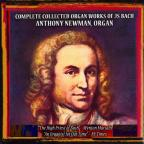 Complete Collected Organ Works Of JS Bach