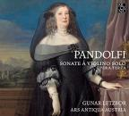 Pandolfi: Sonatas for Violin Solo