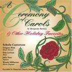 Britten: A Ceremony Of Carols, Etc / Schola Cantorum
