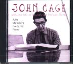 Cage:Sonata & Interludes For Prepared
