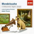 Mendelssohn: Midsummer Night S