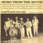 Music from the South, Vol. 1: Country Brass Bands