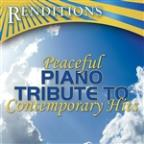 Peaceful Piano Tribute to Contemporary Hits