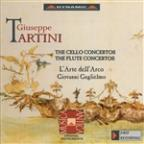 Giuseppe Tartini: The Cello Concertos; The Flute Concertos