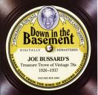 Down in the Basement: Joe Bussard's Treasure Trove of Vintage 78s