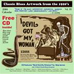 Classic Blues Artwork 1920's Calendar 2006