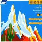 Alberto Ginastera: The Complete Piano Music, Vol. 1