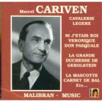 Marcel Cariven conducts - Suppé, Offenbach, Messager, etc