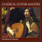 Classical Guitar: Variations In Measure
