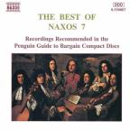 Best of Naxos Vol 7 - Penguin Guide Recommendations