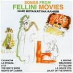 Songs from Fellini Movies