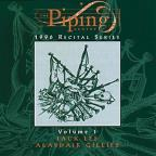 Piping Centre: 1996 Recital Series, Vol. 1