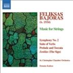 Feliksas Bajoras: Music for Strings