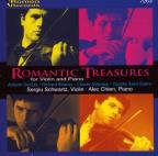 Romantic Treasures for Violin & Piano